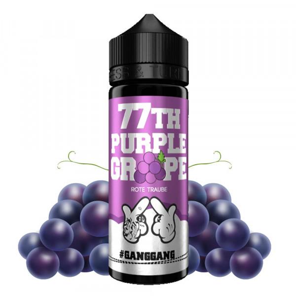 #ganggang 77th Purple Grape 20ml Aroma