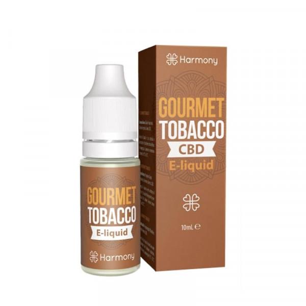 Harmony CBD Liquid Gourmet Tobacco