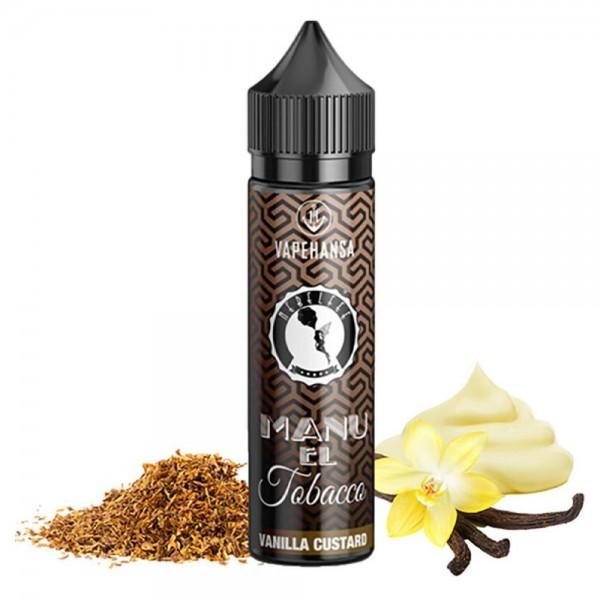 Manu El Tobacco Vanilla Custard