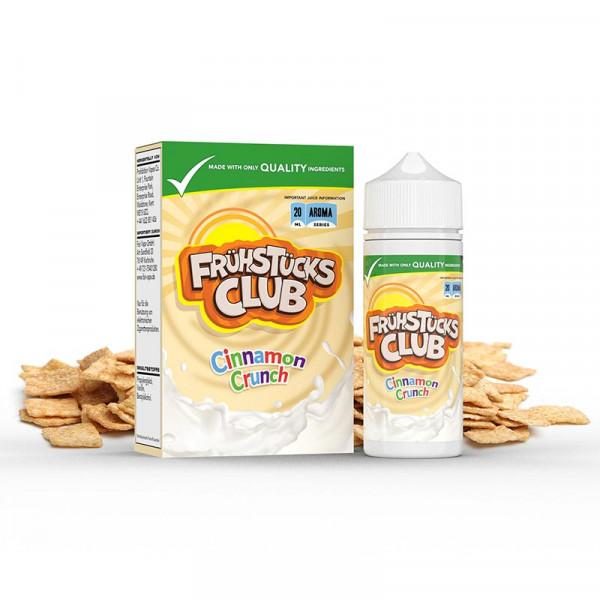 Frühstücks Club Cinnamon Crunch Longfill Aroma 20ml