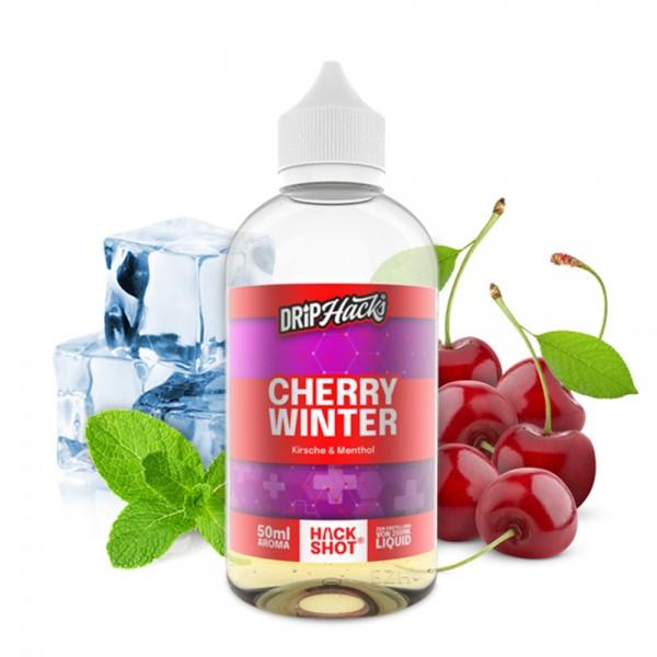 DRIP HACKS Cherry Winter Aroma 50ml / 250ml