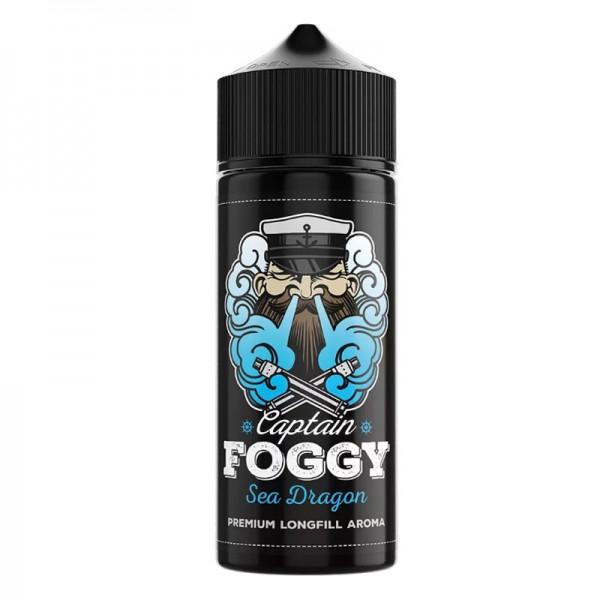 Captain Foggy Sea Dragon ♥ Blaubeere, Kiwi, leichte Frische ✔