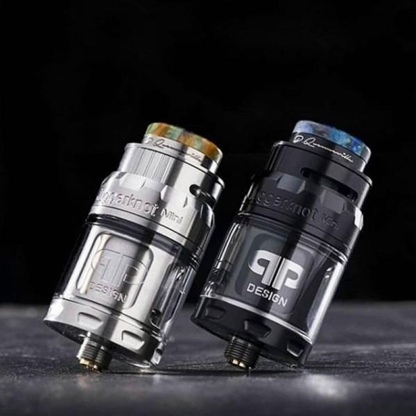 JuggerKnot Mini RTA von QP Design ♥ Hochwertiger RTA ✔ Single-Coil-Deck ✔ 2ml- und 4,5ml-Glas ✔ TopFilling ✔ Schneller Versand ✔