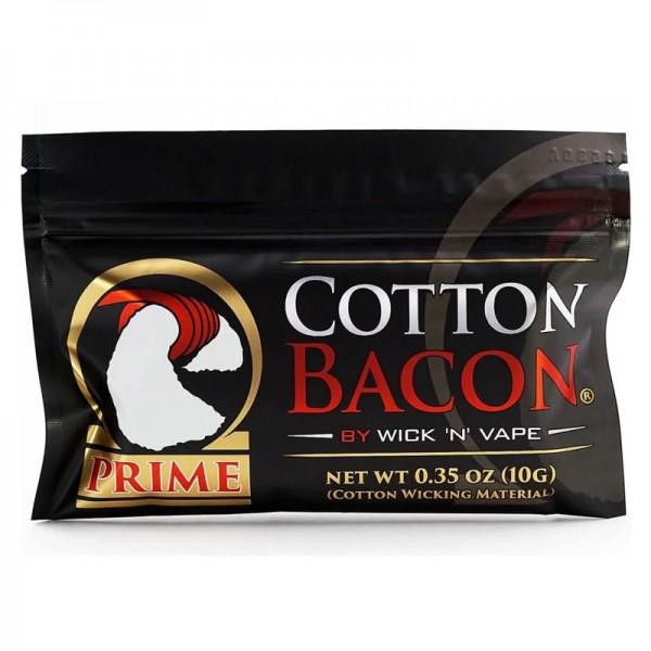 Wick'n'Vape Cotton Bacon Prime Watte für eZigaretten