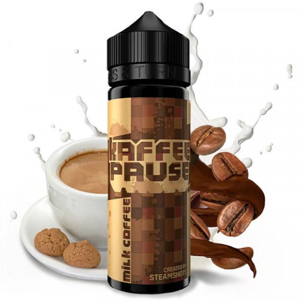 SteamShots Kaffeepause Longfill Aroma