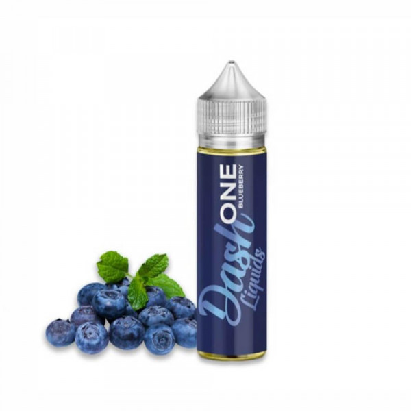 Dash Liquids One Blueberry Longfill Aroma