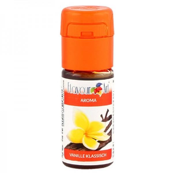 Flavourart Aroma Vanille klassisch 10ml
