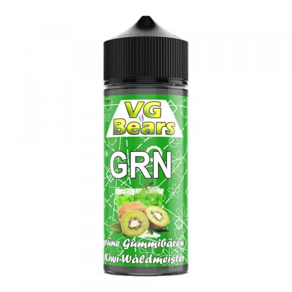 Vaping Bear's VG Bears Green - 10ml Aroma (Longfill)