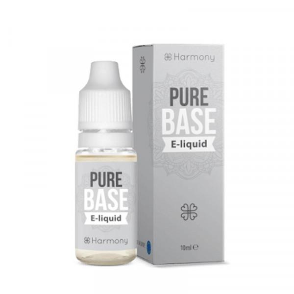 Pure Base CBD Liquid von Harmony ♥ Geschmacksneutrale Base mit CBD ✔ Mit Cannabidiol ✔ Schneller Versand ✔ Günstig bestellen ✔