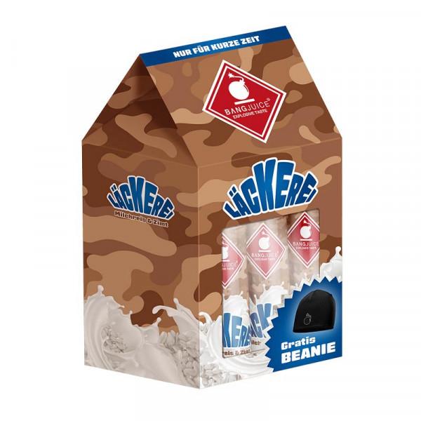 Bang Juice Läckerei Milchreis & Zimt (Bundle)