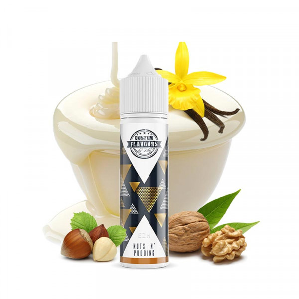 Custom Flavours by Ziko Nuts 'n' Pudding