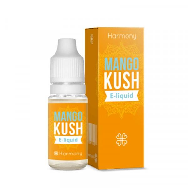 Mango Kush CBD Liquid von Harmony ♥ Mango + Cannabis ✔ Mit Cannabidiol ✔ Schneller Versand ✔ Günstig bestellen ✔