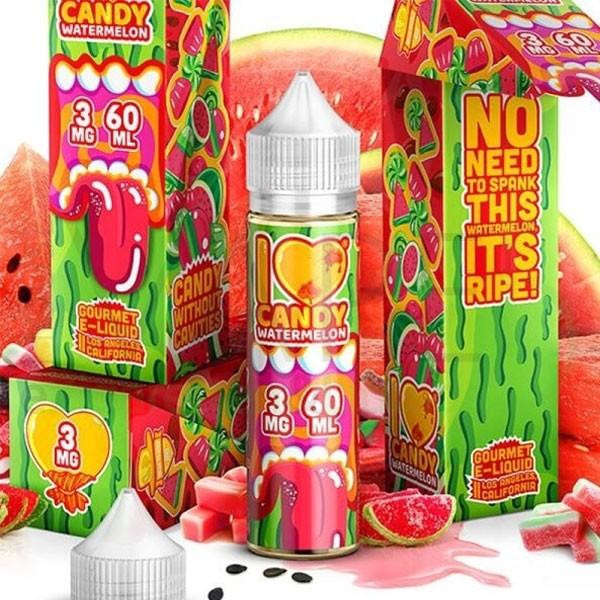 Mad Hatter I Love Candy Watermelon Liquid
