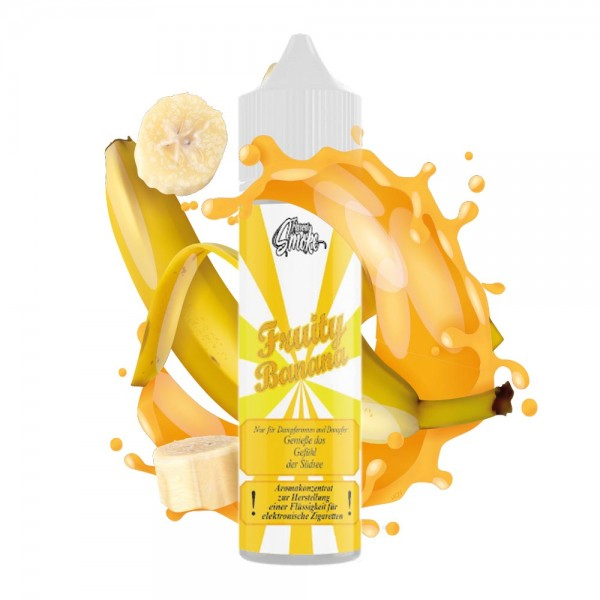 Flavour Smoke Fruity Banana Aroma