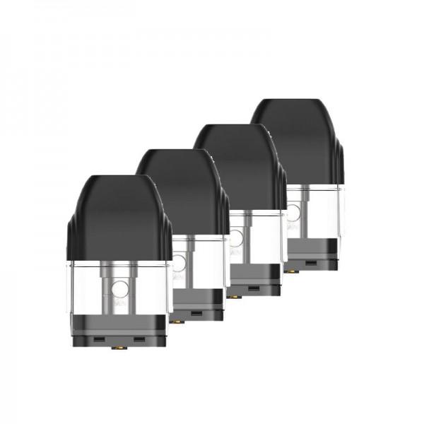 UWell Caliburn Pods ♥ 4er-Pack ✔ 2ml Tankvolumen ✔ 1,4 Ohm für MTL ✔ Bequemes Befüllen ✔ Dampf und Geschmack ✔ Schneller Versand ✔