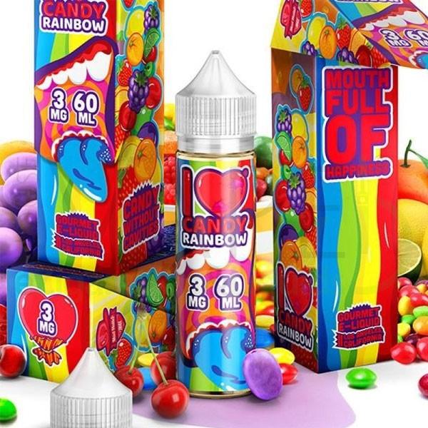 Mad Hatter I Love Candy Rainbow Liquid
