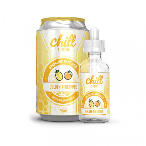 Chill eLiquid Golden Pineapple