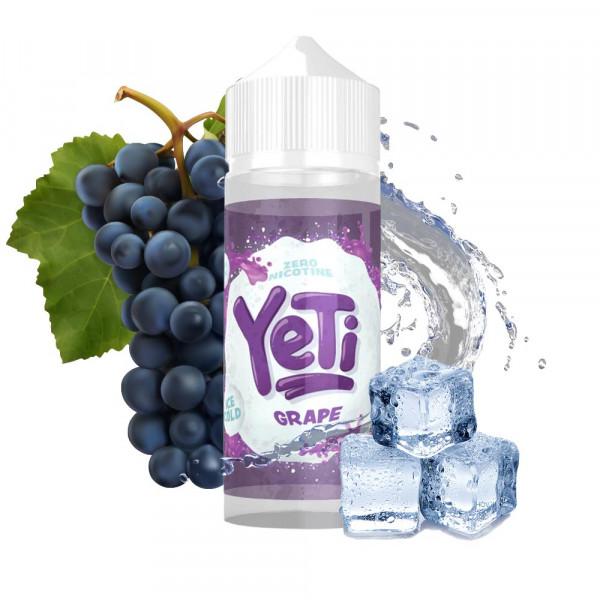 Yeti Grape Shortfill Liquid