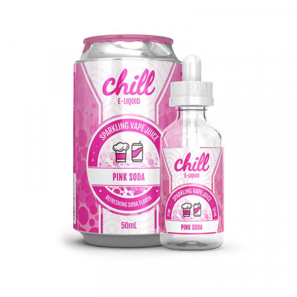 Chill eLiquid Pink Soda