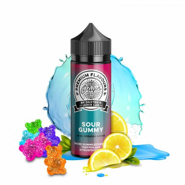 Dexter's Juice Lab - Origin - Sour Gummy