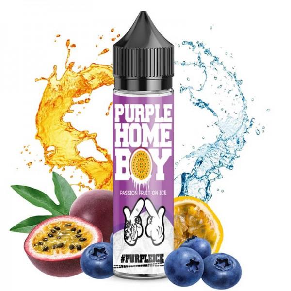 #ganggang Purple Home Boy #Purpleice