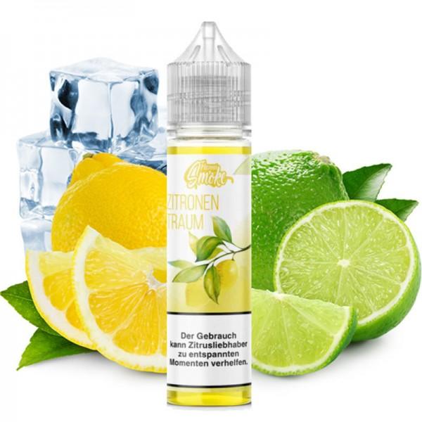 Flavour Smoke Zitronentraum ♥ Verschiedene Zitronen, Limette und Frische ✔