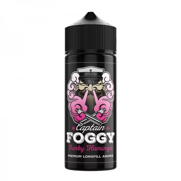 Captain Foggy Funky Flamingo ♥ Zitruslimonade mit Erdbeeren ✔