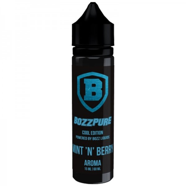 Mint'n'Berry (Cool Edition) von Bozz Liquids