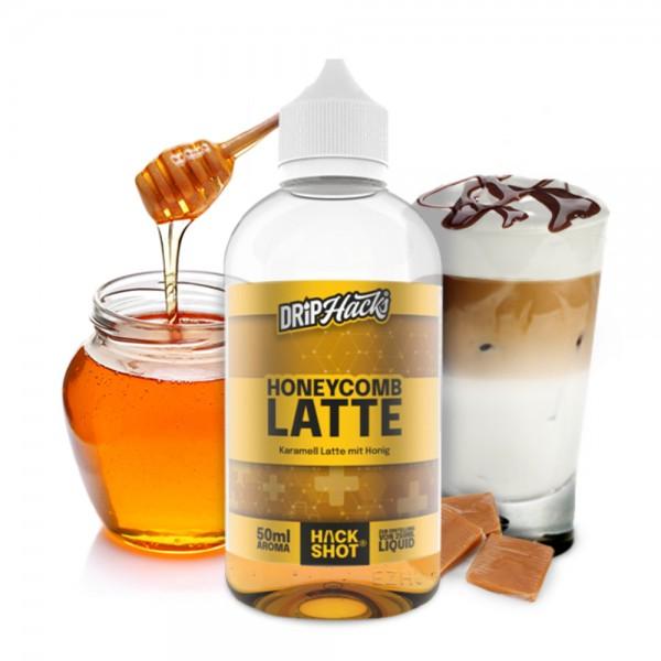 DRIP HACKS Honeycomb Latte Aroma 50ml / 250ml