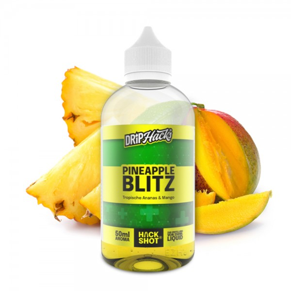 DRIP HACKS Pineapple Blitz Aroma 50ml / 250ml